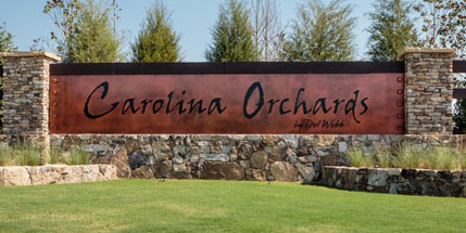Link to Del Webb Carolina Orchards